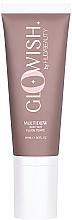Voňavky, Parfémy, kozmetika Tónovací prostriedok, tint na pokožku - Huda Beauty GloWish Multidew Skin Tint (12 -Rich)