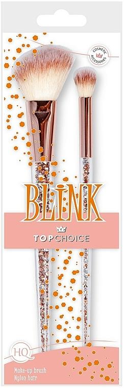 Sada štetcov na líčenie, 38013 - Top Choice Blink