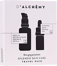 Voňavky, Parfémy, kozmetika Sada - D'Alchemy Travel Pack (f/oil/5ml + fluid/20ml)
