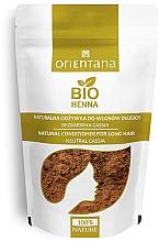 Voňavky, Parfémy, kozmetika Bezfarebný kondicionér pre dlhé vlasy - Orientana Bio Henna Herbal Long Hair Conditioner