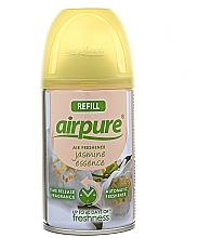 """Voňavky, Parfémy, kozmetika Osviežovač vzduchu """"Esencia jazmínu"""" - Airpure Air-O-Matic Refill Jasmine Essence"""