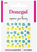 Voňavky, Parfémy, kozmetika Nalepky na nechty, 3701 - Donegal