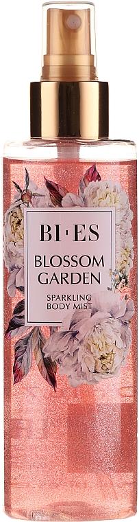 Bi-Es Blossom Garden Sparkling Body Mist - Sprej na telo