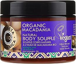 Voňavky, Parfémy, kozmetika Kremové suflé na telo - Planeta Organica Organic Macadamia Natural Body-Souffle