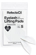 Voňavky, Parfémy, kozmetika Silikónové podložky na lifting mihalníc - RefectoCil Eyelash Lifting Pads S