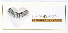 Voňavky, Parfémy, kozmetika Falošné riasy - Lash Brow Premium Silk Lashes Oh La La