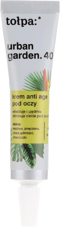 Krém pod oči - Tolpa Urban Garden 40+ Anti-Age Eye Cream — Obrázky N2