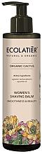 Voňavky, Parfémy, kozmetika Dámsky balzam na holenie - Ecolatier Organic Cactus Women's Shaving Balm