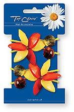 Voňavky, Parfémy, kozmetika Gumička do vlasov 2 ks, 21503 - Top Choice