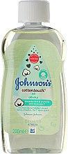 """Voňavky, Parfémy, kozmetika Detský olej """"Bavlnená citlivosť"""" - Johnson's Baby Cotton Touch Oil"""