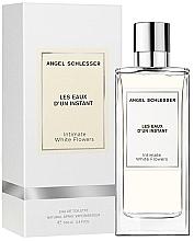 Voňavky, Parfémy, kozmetika Angel Schlesser Les Eaux d'un Instant Intimate White Flowers - Toaletná voda