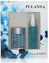 Voňavky, Parfémy, kozmetika Sada - Pulanna Collagen (f/cr/60g + f/ser/30g)