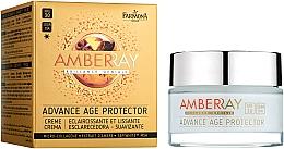 """Voňavky, Parfémy, kozmetika Omladzujúci denný krém na tvár """"Jantárny"""" - Farmona Amberray Cream SPF30"""