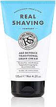 Voňavky, Parfémy, kozmetika Tradičný krém na holenie  - The Real Shaving Co. Age Defence Traditional Shave Cream