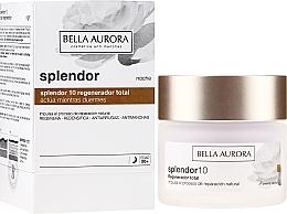 Voňavky, Parfémy, kozmetika Regeneračný nočný krém na tvár - Bella Aurora Splendor 10 Total Regeneration Night Cream