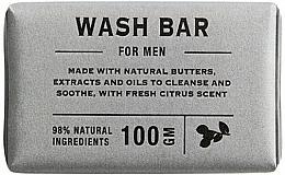 Voňavky, Parfémy, kozmetika Pánske mydlo na telo s citrusovou vôňou - Bath House Citrus Fresh Wash Bar