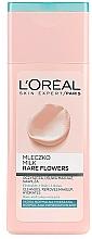 Voňavky, Parfémy, kozmetika Mlieko na tvár - L'Oreal Paris Rare Flowers Face Milk