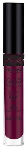 Tekutý matný rúž - Deborah Fluid Velvet Mat Lipstick