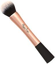 Voňavky, Parfémy, kozmetika Štetec na make-up, 135217 - Peggy Sage Foundation Brush